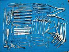 Basic Craniotomy Amplaminectomy Surgical Orthopedic Spinal Instruments78 Pcs Set
