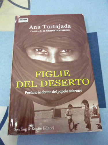 Figlie del deserto Ana Tortajada