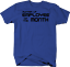 Runner Up Employee of the Month Funny Office Color T-Shirt