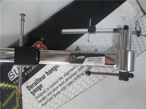 Details about  /SUPER B MTB bike road bicycle dropout derailleur hanger alignment aligner gauge