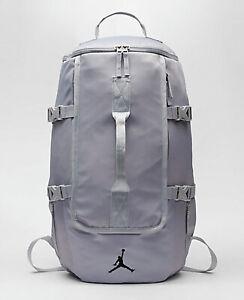 Details zu Nike Men's Air Jordan TOP LOAD Backpack Grey BA8054 012 a