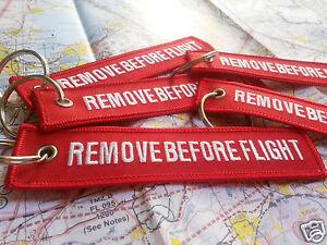 REMOVE-BEFORE-FLIGHT-KEYCHAIN-KEY-CHAIN-HIGH-QUALITY-BEST-BUY-ON-EBAY