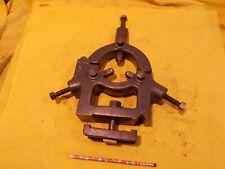Cincinnati 10 Metal Lathe Steady Rest Engine Work Holder Tool 3 12 Hole