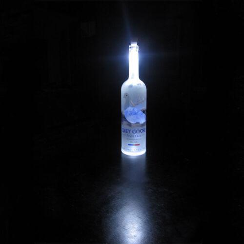 FLASCHENLICHT BOTTLE LIGHT LAMP USB LED WIEDERAUFLADBAR KORK FLASCHENBELEUCHTUNG