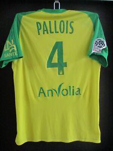 Maillot-Porte-Worn-Shirt-Nicolas-PALLOIS-FC-NANTES-Atlantique-2017-2018