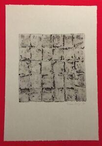 Thomas-Krueger-30-Teile-Radierung-1974-handsigniert-und-datiert