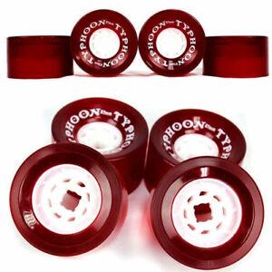 4pcs-52mm-78A-Red-Electric-Skateboard-Wheel-Cruider-Longboard-Racing-Wheels