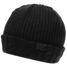 992fa7b4da1 item 4 Mens Branded Firetrap Chunky Knit Turn Up Hem Fishermans Beanie Hat  -Mens Branded Firetrap Chunky Knit Turn Up Hem Fishermans Beanie Hat