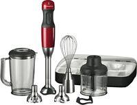 Kitchenaid 5khb2569aer Artisan Deluxe Hand Blender - Empire Red