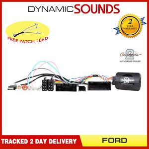CTSFO001.2 Eonon Joying Car Stereo Stalk Control Adaptor for Ford