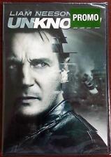 Liam Neeson January Jones ~ Unknown ~ Promo DVD 2011 NEW FACTORY SEALED #07L006