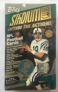 2000-Topps-Stadium-Club-Football-Factory-Sealed-HTA-Jumbo-Hobby-Box