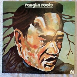 "ERNEST RANGLIN: ranglin roots WATER LILY 12"" LP 33 RPM RARE EARLY REGGAE"