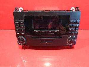 mercedes classe a w169 classe b w245 autoradio poste telephone ref a1698201589 ebay