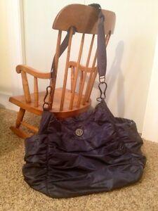 f668a37a7374 Lululemon Hot Yoga Hobo Bag - SEABED Large Gym Bag Yoga Tote Diaper ...