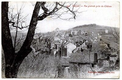 (s-103724) France - 12 - Najac Cpa Poux Ed. Voldoende Aanbod