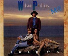 Wilson Phillips Hold on (1990) [Maxi-CD]