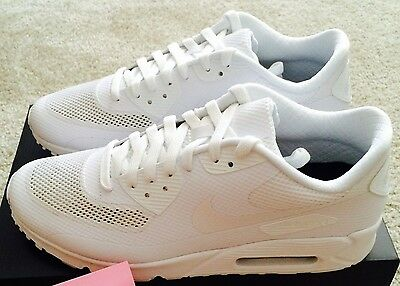 Nike Air Max 90 Hyperfuse Premium White Independence Day USA ALL SIZES | eBay