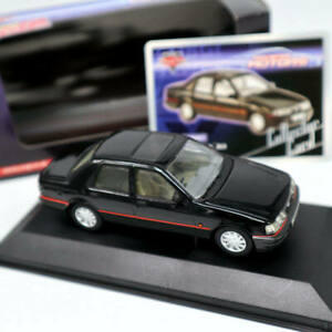 Corgi-Lledo-Vanguards-Ford-Sierra-Sapphire-GLS-VA09901-Diecast-Juguetes-Modelos-1-43