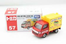 Takara Tomy Tomica #57 SUZUKI CARRY MOBILE CATERING TRUCK Mini Diecast Toy Car