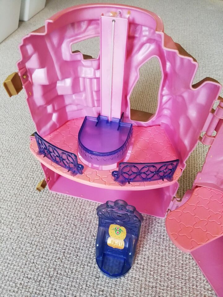 Crystal Castle, Mattel