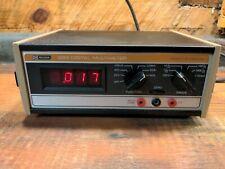 Vintage Dynascan Bk Precision 283 105 130 Vac Digital Multimeter