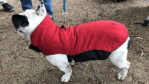 Dog-Pet-Jacket-Coat-Jumper-Clothes-Sherp-Wool-Soft-Waterproof-Warm-Windbreaker