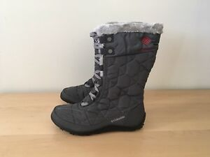 f2928930e1b3 Columbia Minx Mid II Omni-Heat Waterproof Women s Boots Size 8 New ...