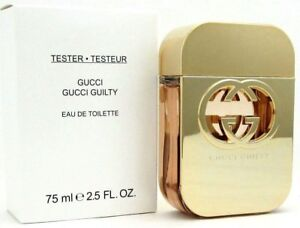 Gucci-Guilty-by-Gucci-2-5-oz-Eau-de-Toilette-Spray-for-Women-Tester-Never-used