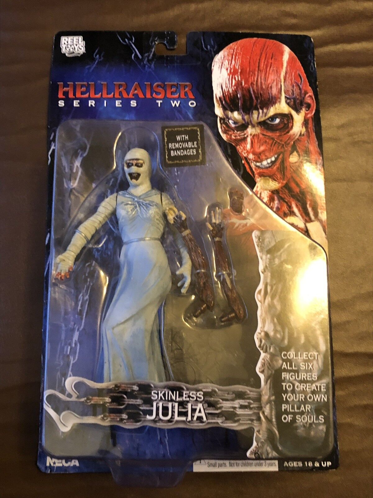 NECA Hellraiser Series 2 Skinless Julia AFHRS2 21