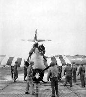 7x5 Gloss Photo ww27B Normandy Calvados Cardonville 1944