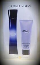 Giorgio Armani Code Femme Set 75 ml EdP + 75 ml Body Lotion