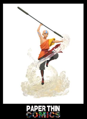 Avatar Galleria AANG Statua PVC PREORDER ago 26 2020