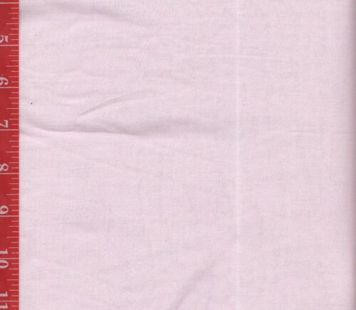 """SHEER pink cotton VOILE TYPE fabric Dolls Craft /& sew 58/"""" W  by the 1//2 YARD"""