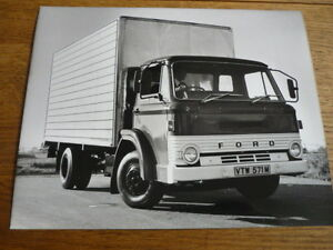 2722b490fc Image is loading FORD-COMMERCIAL-D-0710-BOX-VAN-LORRY-TRUCK-
