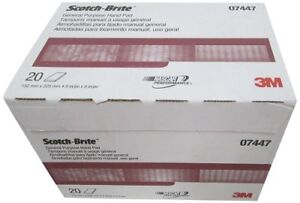 3M-07447-Scotch-Brite-General-Purpose-Hand-Pads-Box-of-20