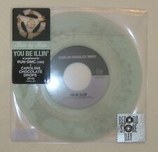 "2012 Run-DMC & Carolina Chocolate Drops - You Be Illin' RSD Colored 7"" Vinyl"
