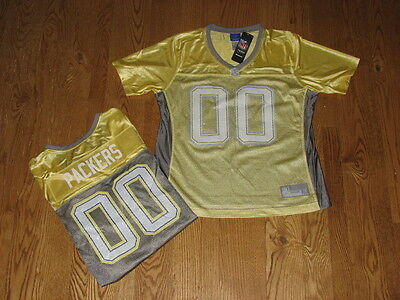 New Womens Ladies Green Bay Packers NFL