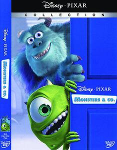 DVD nuovo sigillato film MONSTERS & CO.I CLASSICI Disney versione italiana raro - Italia - DVD nuovo sigillato film MONSTERS & CO.I CLASSICI Disney versione italiana raro - Italia