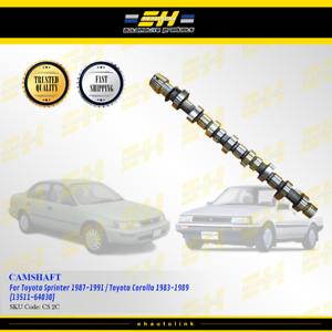 camshaft for toyota liteace townace corolla corona sprinter 1c 2c rh ebay com Manual Book Manual Book