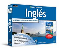 English Ingles Beginner Audio Course Language 8 Cd +1 Mp3+workbook
