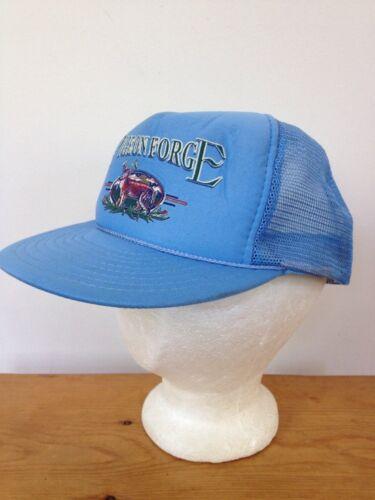 ... Pigeon Forge Tennessee Nissin Cap Blue Mesh Trucker Hat Adjustable  Snapback 17416fd7285