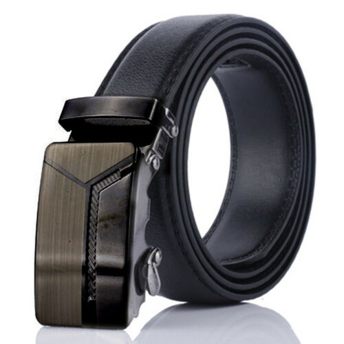 Classic Belt Formal Luxury Adjustable Men/'s Waist Strap Casual Vintage New 2019