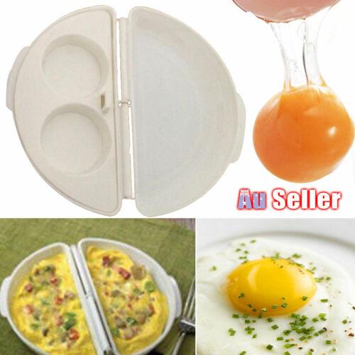 Microwave Omelet Pan Omelet mold Maker Microwavable Egg Omelette Omelett Cooker