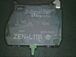 Schneider-Electric-ZENL1111single-contact-block-for-head-22-1NO-screw-clamp-ter
