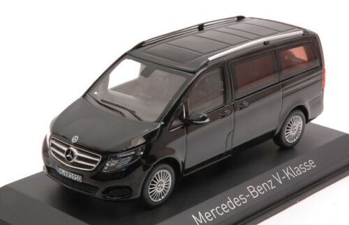 Mercedes V-class 2015 Black 1:43 Model 351135 NOREV