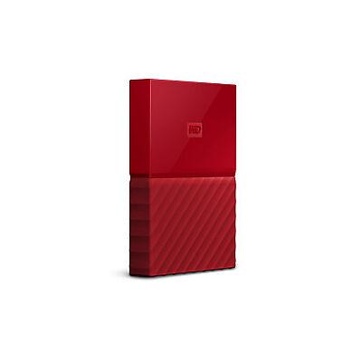 My Passport 2TB Red Recertified