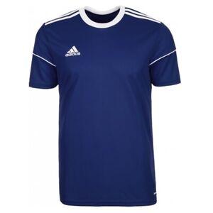 Adidas Squadra 17 para Hombre Fútbol Jersey-BJ9171 Azul Tallas S ...