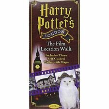 Harry Potter's London Film Location Walk Garner Louis London Walks 9781902678115