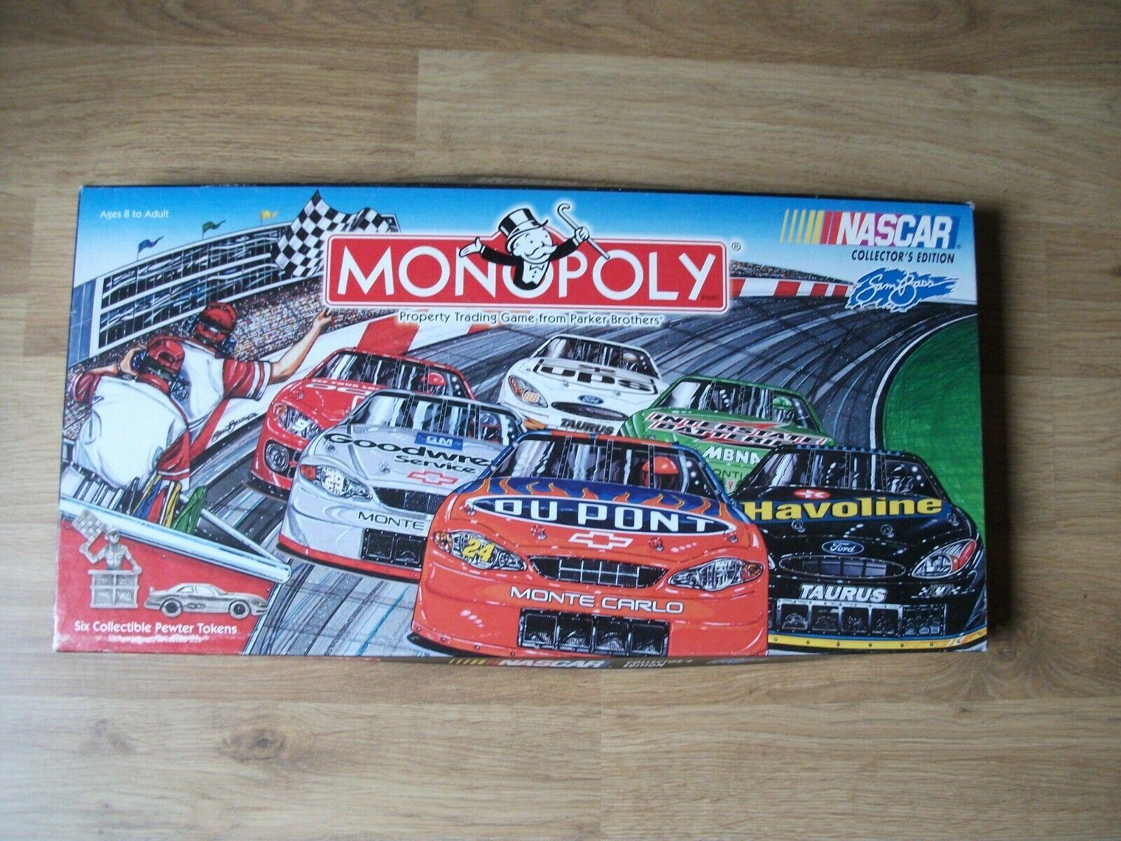 Monopoly NASauto EDIZIONE PER COLLEZIONISTI completa  in un in buonissima condizione  tutto in alta qualità e prezzo basso